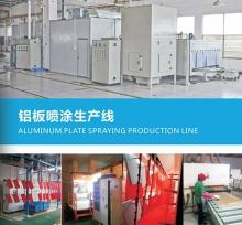 铝板涂装生产线